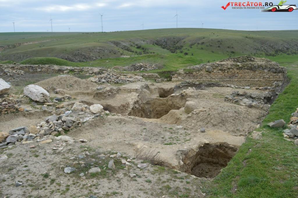 Ruinele Cetatii Ulmetum 47