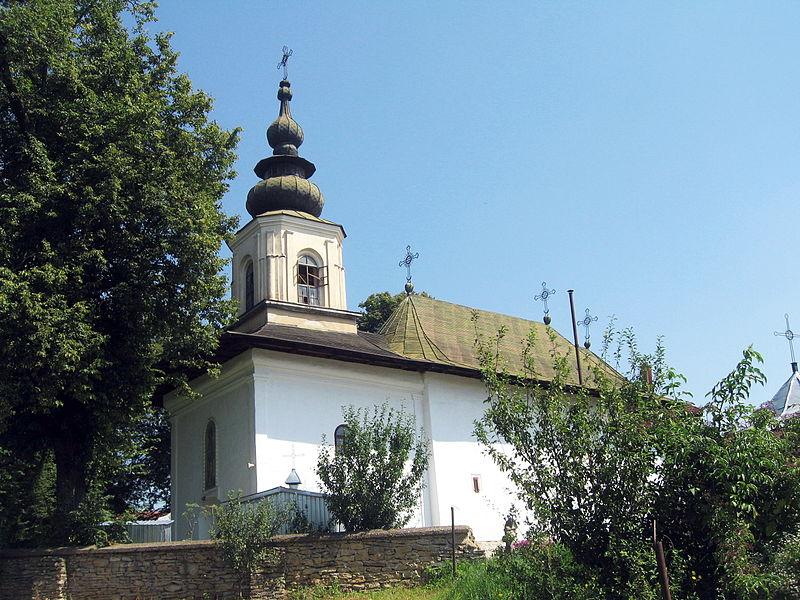 Biserica Dolhestii Mari