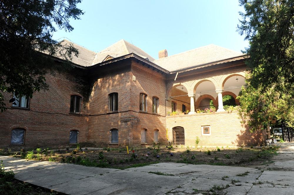 Conacul Drugănescu de la Stoenesti 1