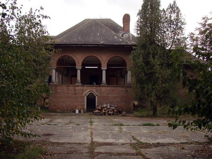 Conacul Drugănescu de la Stoenesti