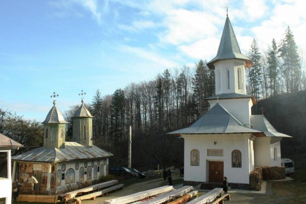 Manastirea Ciocanu 1