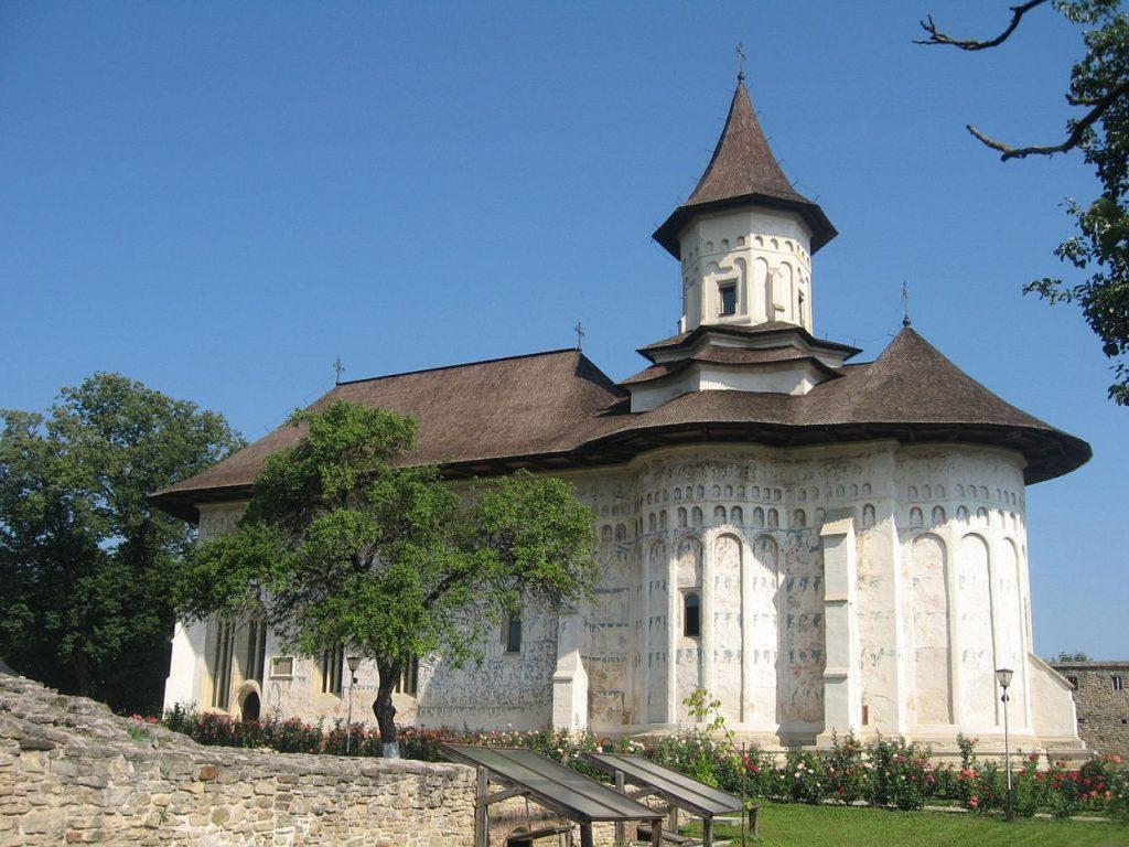 Manastirea Probota 1