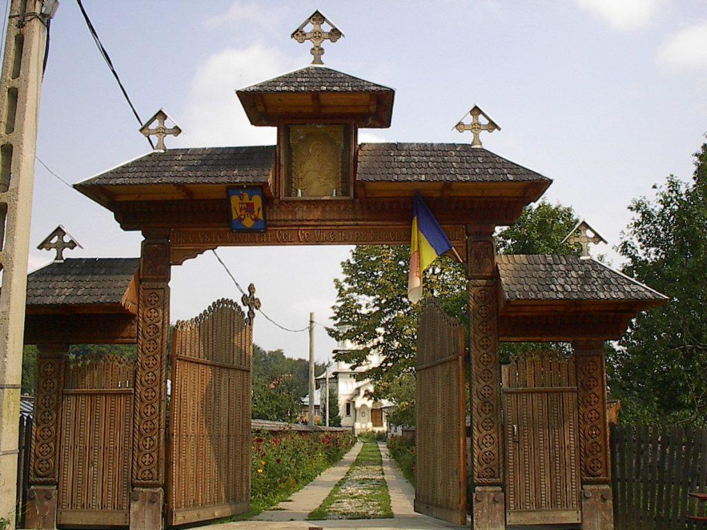 Manastirea Slanic 2