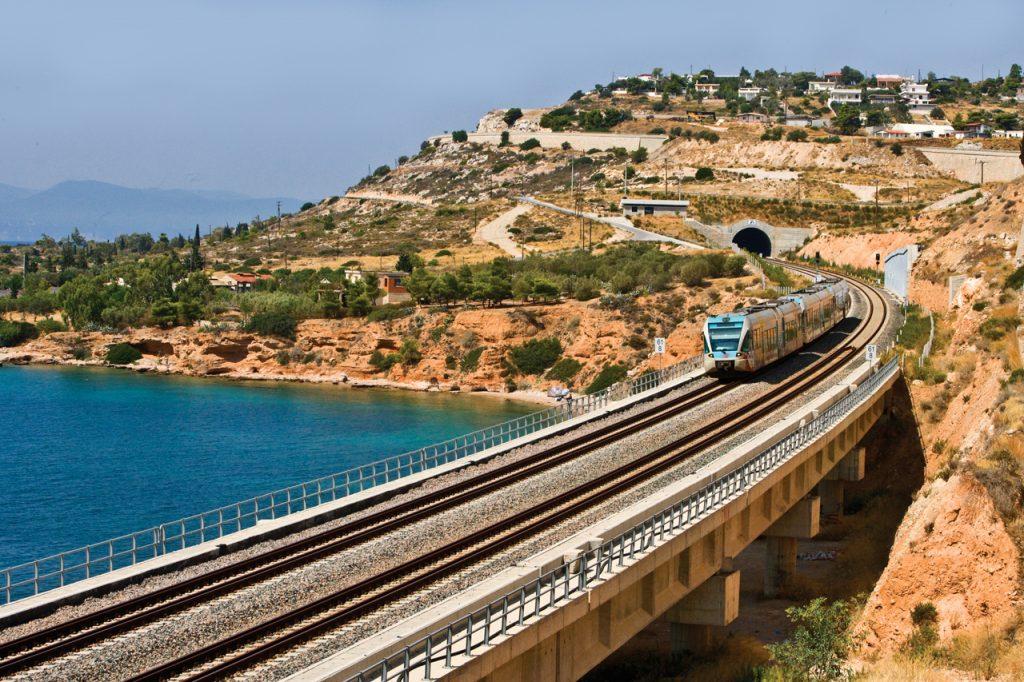 tren grecia
