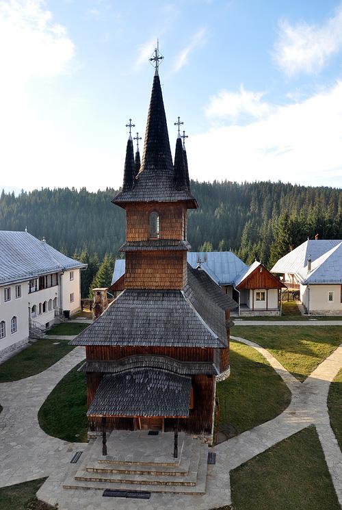Manastirea Oasa 1