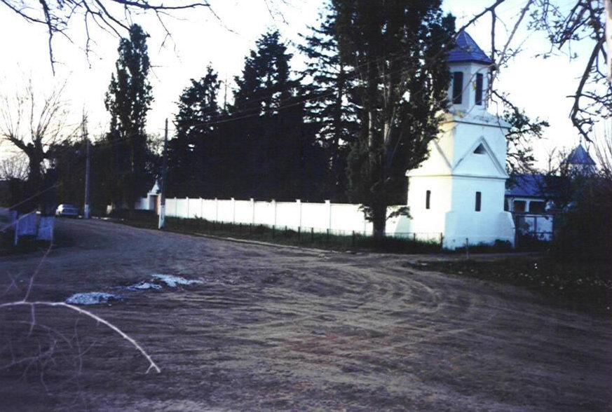 Manastirea Saraca 1
