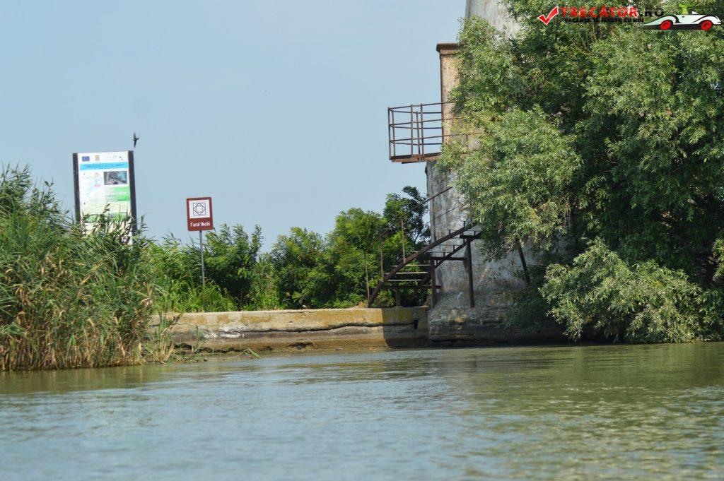 Farul vechii de pe malul stang din Sulina 09