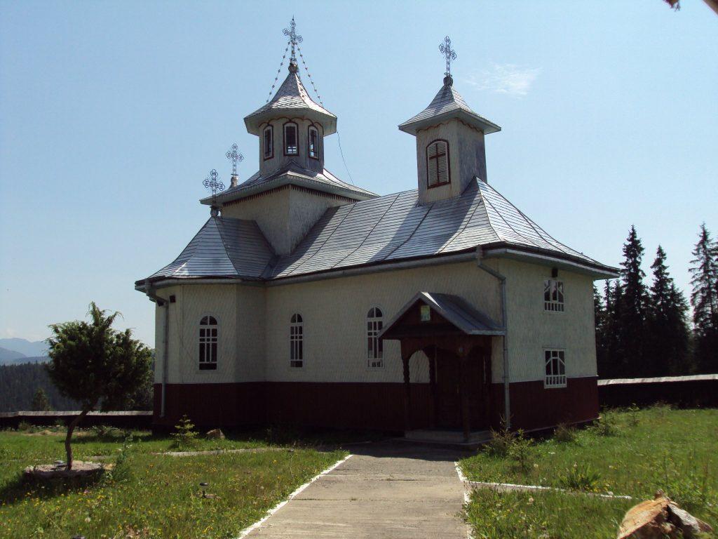 Mănăstirea Mestecăniș