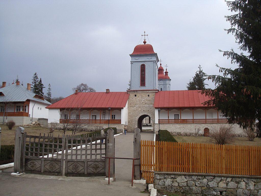 Manastirea Ciolanu 1