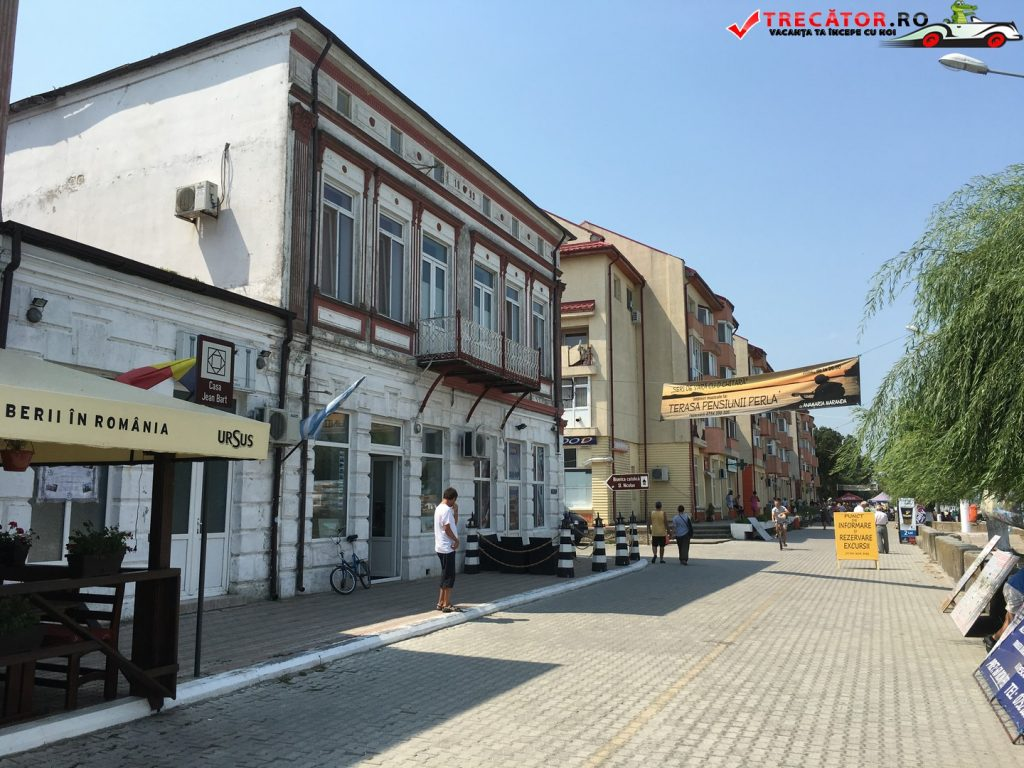 Orasul Sulina Delta Dunării 45