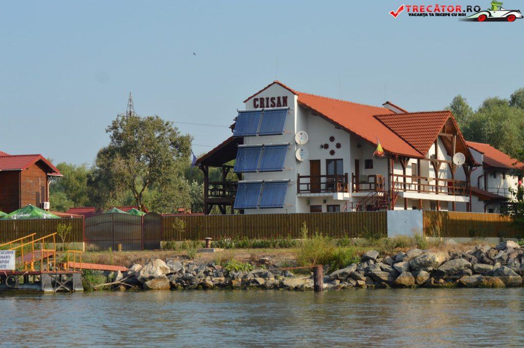 Satul Crișan Delta Dunării 02