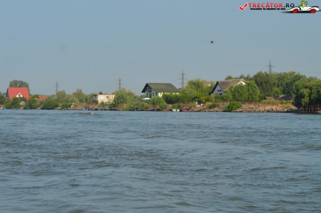 Satul Crișan Delta Dunării 13