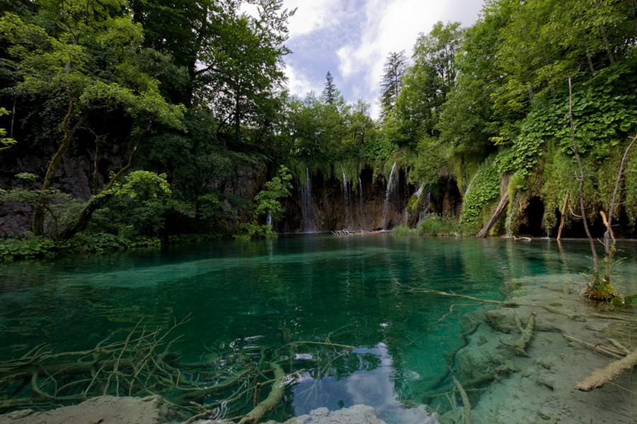 Parcul National Plitvice 1