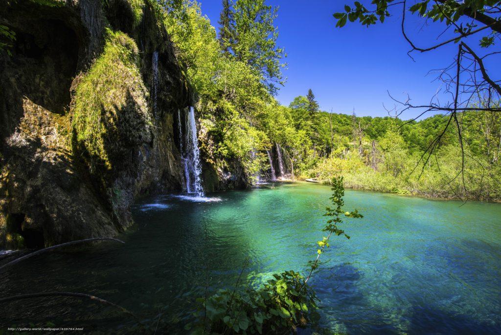 Parcul National Plitvice 3