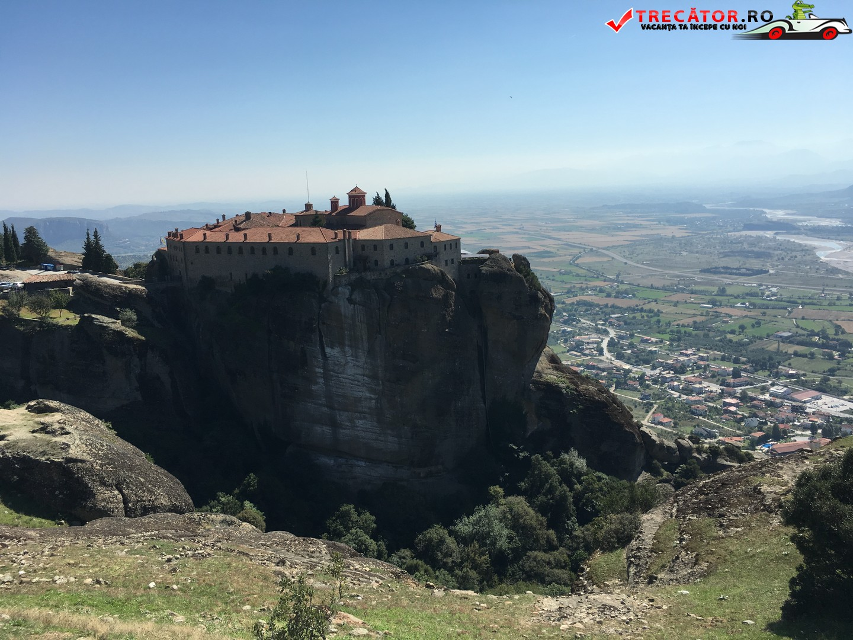 Manastirea Sfantul Stefan Meteora Grecia Trecator Prin Lume