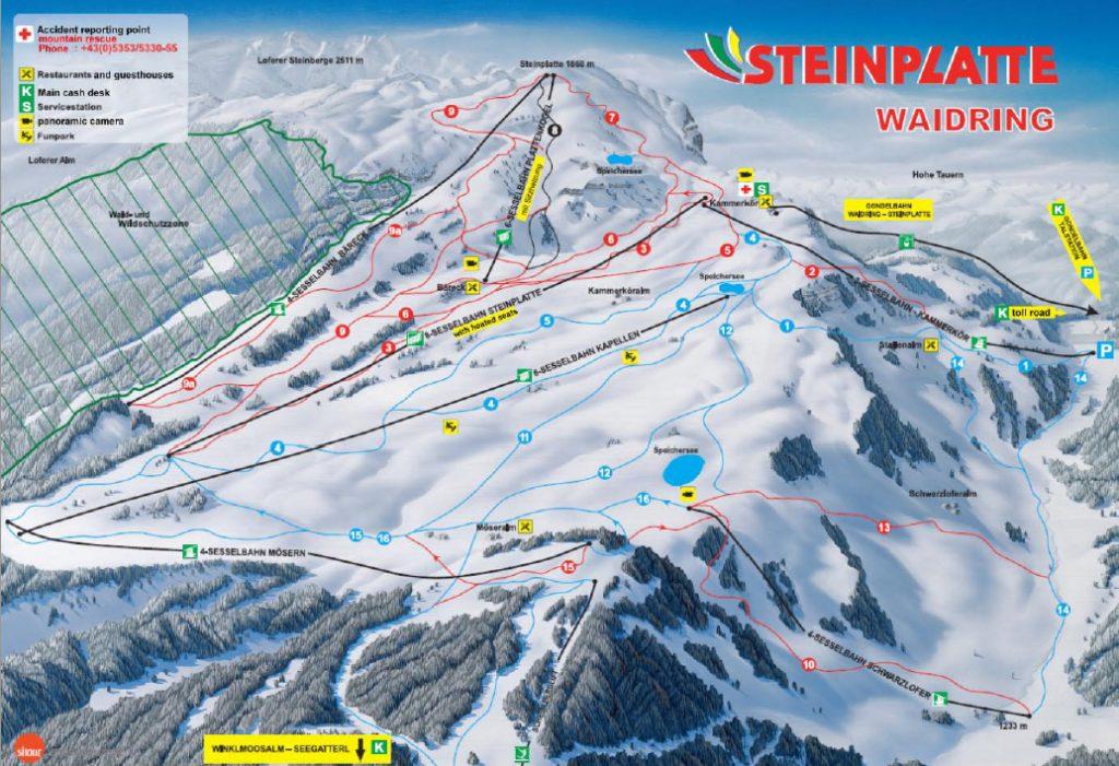 steinplatte-waidring-piste-map-large